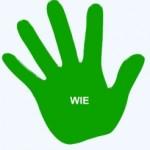 hand groen