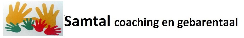 Samtal Coaching en Gebarentaal